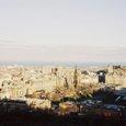 エディンバラ城からの眺め