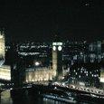 ロンドンアイから見た夜景