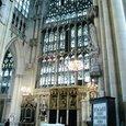 ヨーク大聖堂のステンドガラス
