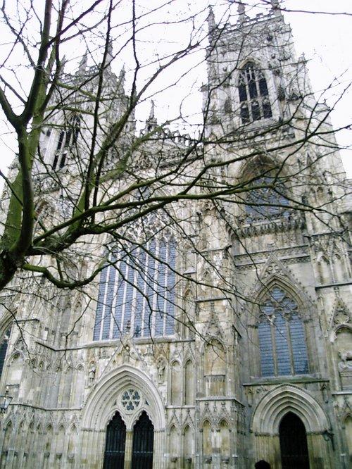 ヨーク大聖堂の外観