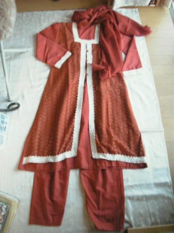 パンジャービ ドレス