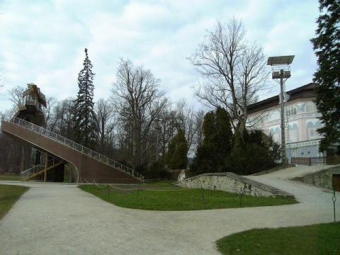 チェスキー・クルムロフ城