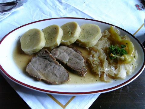 チェコ料理