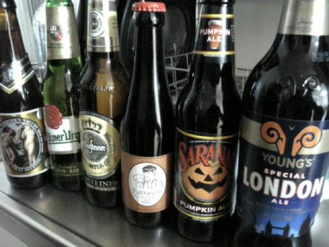 ビールで旅する