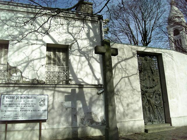 St-Pierre du Montmartre