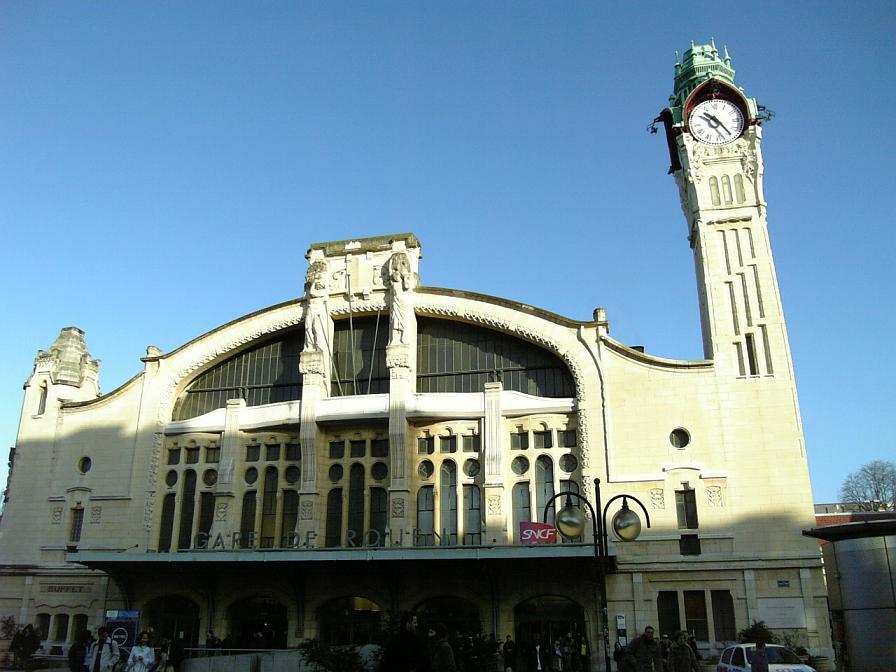 古都、Rouen.1