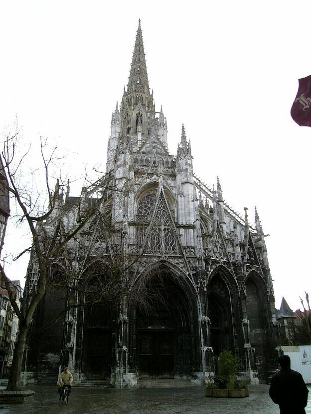 古都、Rouen.3