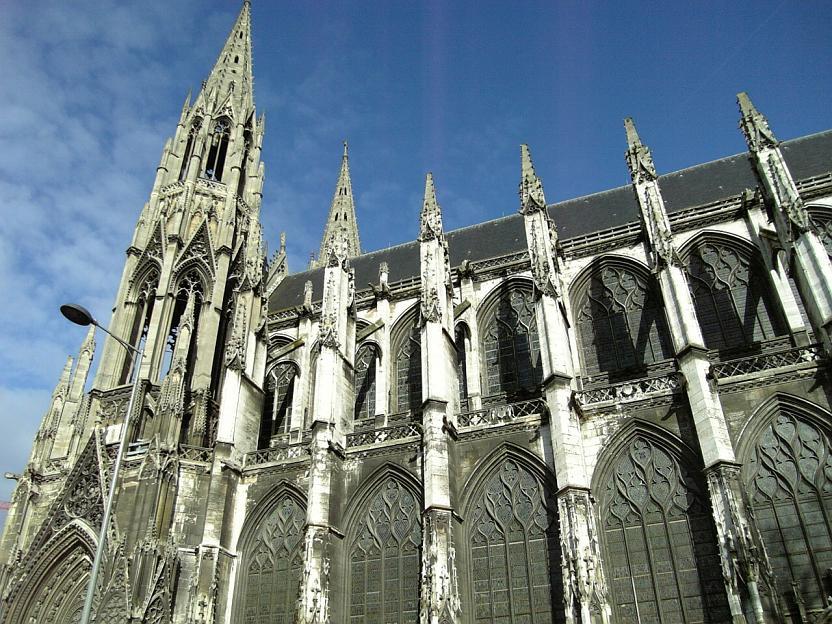 古都、Rouen.4