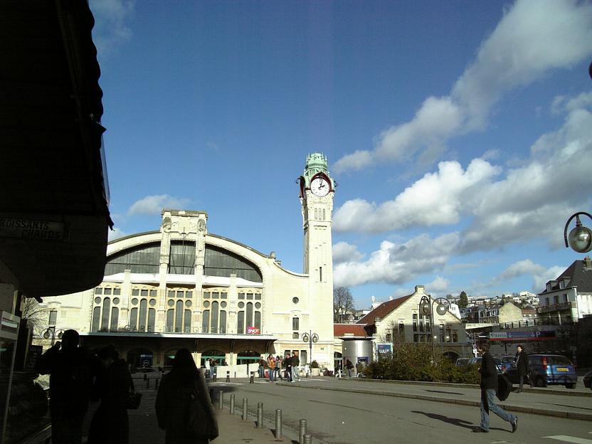 古都、Rouen,5