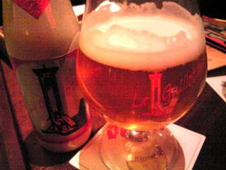 BeerとDessert