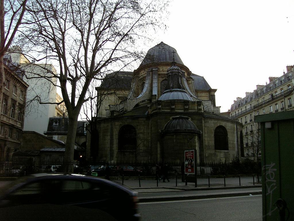 古い建物?っぽい?